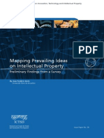 Mapping Prevailing Ideas on Intellectual Property