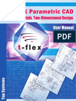 T-FLEX CAD User Manual. Fundamentals. 2D Design