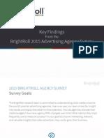Encuesta de Publicidad Online en Estados Unidos, 2015