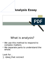 poetry analysis mini lesson