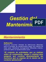 2.- Gestiu00F3n e Indicadores Del Mantenimiento1