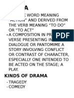 Drama Report