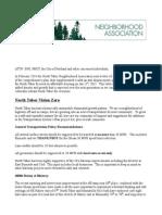 North Tabor Vision Zero Comp Plan - Final