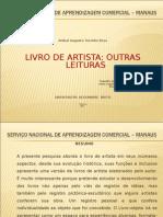 Livro de Artista Ppt 10-11-2011