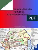 Costume populare din Romania