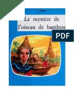 Caroline Quine Les Sœurs Parker 22 ODEJ Le mystère de l'oiseau de Bambou 1960.doc
