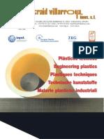 Catalogo Plasticos Tecnicos Viplast