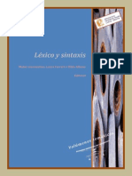 Giammatteo y Otros_Lexico y Sintaxis