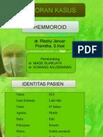 HEMOROID SLIDEJP