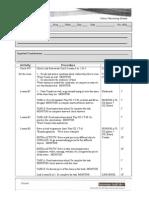 Class Planning Format