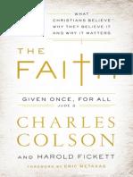 The Faith by Charles Colson Sample