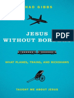 Jesus Without Borders Sample