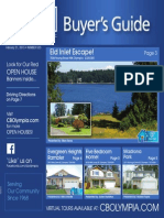 Coldwell Banker Olympia Real Estate Buyers Guide February 21st 2015