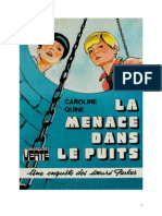Caroline Quine Les Sœurs Parker 13 BV La Menace dans le Puits 1944.doc