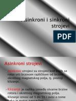 Asinkroni i Sinkroni Strojevi_FG