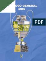 Catalogo de Trofeos 2015