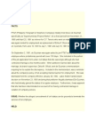 PTTC vs NLRC Digest