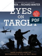 Eyes on Target by Richard Miniter, Scott McEwen