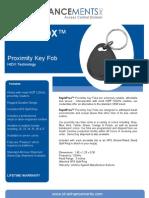 RapidProx™ Proximity Key Fobs