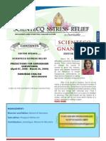 Scientecq Gnanavahi Vol 1 Issue 1