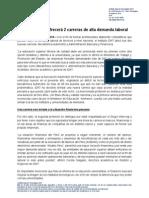 NP Nuevas Carreras IDAT - Aprobada Vf