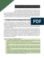 Referencia 26 - Schein Cap 6 - Assumptions About Managing Internal Integration