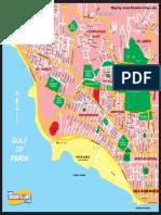 Map Portofspain