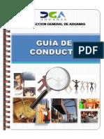 Guía de Conducta - DGA
