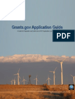 Grants Gov Guide 0111