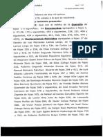 Dicta Procesamiento Por Detenido Desaparecido (Carroza)