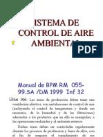 Control de Aire Ambiental