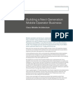 Building a Next-Generation Mobile Operator Business