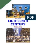18th Century Wargaming