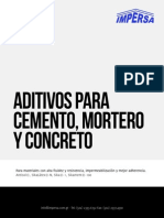 Catalogo de Productos SIKA