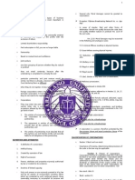 Corporation Law Notes under Atty. Ladia (Revised)