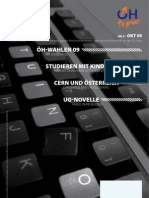 TU Info 03/2009