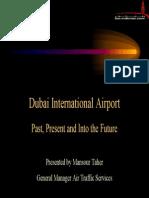 Airport of the Dubai