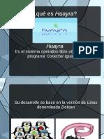 presentacion Huayra
