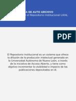 Guía Autoarchivo