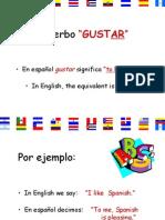 1.-GUSTAR