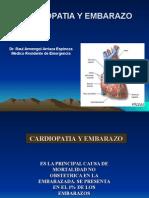 Clase de Cardiopatia y Embarazo