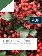 Folhas de Equilíbrio - Receitas Para Um Doce Natal (1)