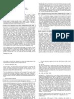 Notes on VAT (TAX 2)