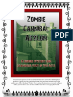 Zombie Cannibal Asylum Sample 1
