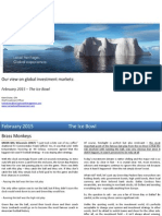 IceCap Global Market Outlook