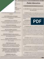 Politica Estado para la Gestion Integral de Riesgo Honduras (PEGIRH)2014