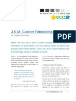 case study - jkm fabricating