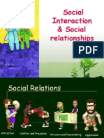 -1. Social Interaction and Social Relationships
