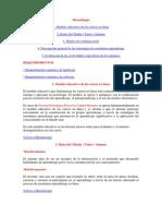 Metodología Capital Humano 2015