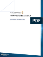 VOpsStandard Installation and User Guide